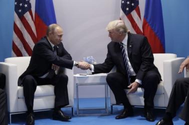 Röpke találkára kerített sort Trump és Putyin