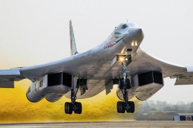 A Karib-tenger felett hadgyakorlatoztak a Venezuelába küldött orosz hadászati bombázók