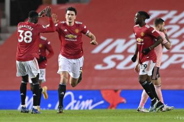 """Premier League - A Manchester United szerint """"gusztustalanul""""szidták két játékosukat"""