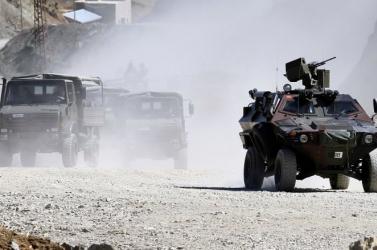 Kurd fegyveresek ellen indított hadműveleteta török hadseregÉszak-Irakban