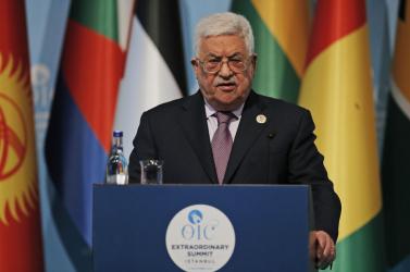Kórházban a palesztin elnök, egy héten már harmadszor