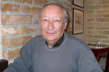 A féli születésű Tušer professzor Ivan Fiala életfilozófiáját választotta