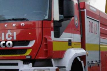 TŰZESET: Családi házak tetőrésze állt lángokban