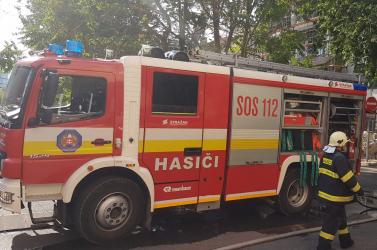 Közel 300 tűzoltó küzdött az intenzív esőzések következményeivel