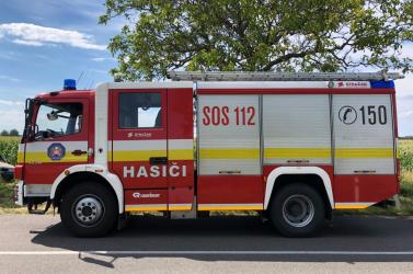 BALESET: Karambol történt Bős és Csilizpatas között