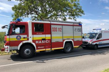BALESET: Két kocsi karambolozott Padány és Csilizpatas között