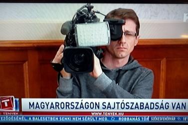 Baj van a sajtószabadsággal Európában, Magyarországon piszkos kampány folyik a független újságírókkal szemben!