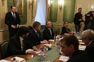 Fico pörög a rögeszméje körül, ezt tapasztalhatták a brüsszeli képviselők is