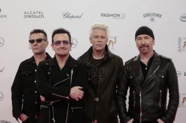 A U2 tízmillió eurót adományoz a koronavírus-járvány elleni küzdelemre