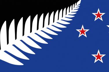 Megszavazták Új-Zéland új zászlóját