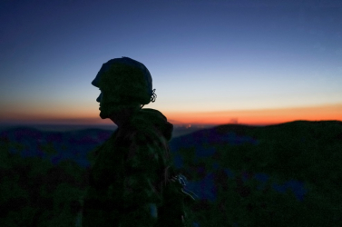 Nagyszabású nemzetközi hadgyakorlat kezdődött a szomszédoknál