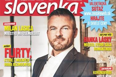 Pellegrini 50 ezer eurót dobott azoknak, akik a minap interjút készítettek vele a Slovenkába