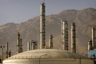 Irán a megengedettnél magasabb szintre dúsított uránt