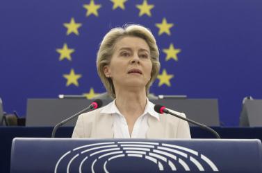 Az Európai Bizottság elnöke szerint az EU elérte a célt, hogy a felnőttek 70 százalékának elég vakcina álljon rendelkezésre