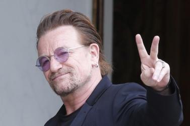 Bono szerint a pápát megrendítették a szexuális visszaélések a katolikus egyházban