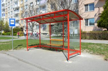A város összes buszmegállóját fertőtlenítették