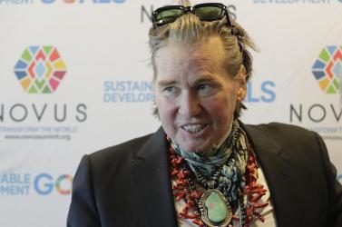 Cannes-ban debütála gégerákkal küzdőVal Kilmeréletét bemutatódokumentumfilm