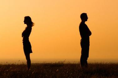 Válik a szépségkirálynő és férje