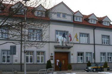 Szenci városháza – felújításra várva