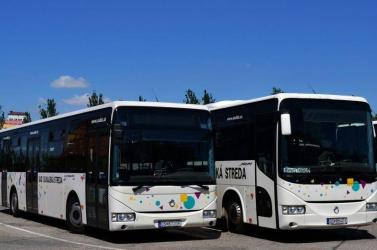 Jövő hétfőtől újraindul Dunaszerdahelyen a városi busz