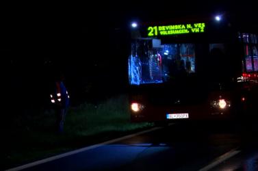 Városi busz gázolt halálra egy 57 éves nőt Pozsonyban