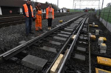 Újra járnak a  vonatok a Pozsony – Zsolna – Kassa szakaszon