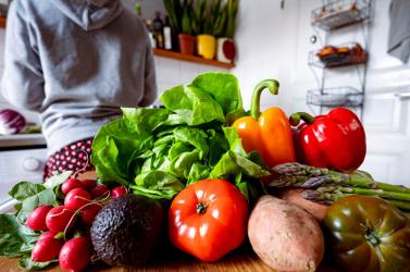 A vegánoknál enyhébb lefolyású a koronavírus-fertőzés egy kutatás szerint
