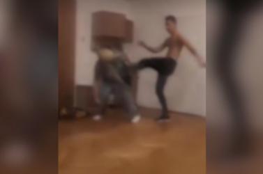 Brutálisan megvertek egy fiút egy magyarországi gyerekotthonban (videó) 18+