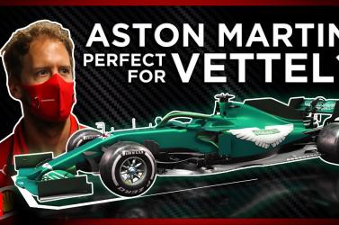 Sebastian Vettel nem számít gyors sikerekre az Aston Martinnál