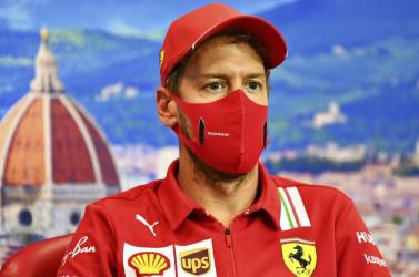 Vettel: nem értük el a kitűzött célokat, de nem bánok semmit