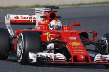 Orosz Nagydíj - Vettel a harmadik szabadedzésen is a leggyorsabb volt