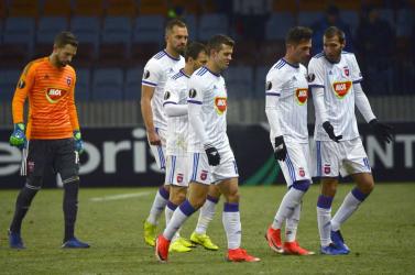 EL: Két góllal hasalt el a Vidi a fehéroroszoknál