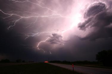 Kedden sem valószínű, hogy megússzuk viharok nélkül