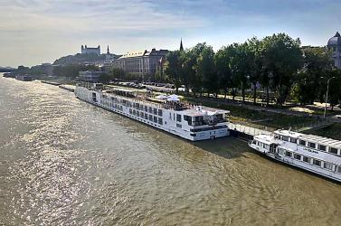 Pozsonyban kötött ki a budapesti halálhajó