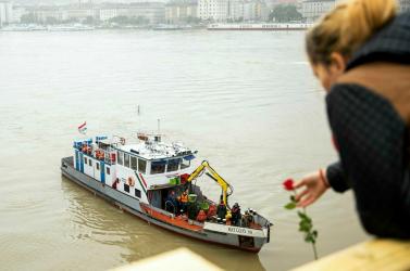 Dunai hajóbaleset - Az ügyészség eredményesen fellebbezett az ukránkapitány letartóztatásának meghosszabbításáért