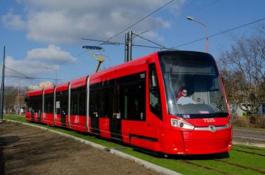 70 millió euróból 30 új villamost vásárolnak Pozsonyban, és ez még csak a kezdet