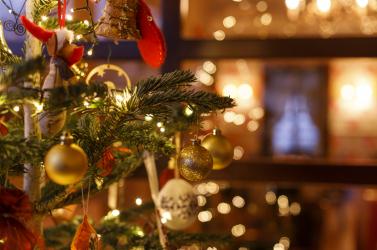 A Villa Rosa étterem és panzió megidézi a karácsonyi vásárok hangulatát