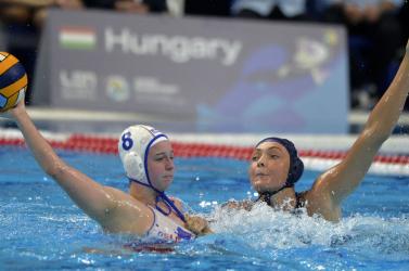 Vízilabda Eb - Az oroszoké a második hely a magyarok csoportjában