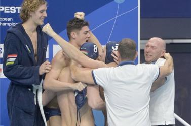Vízilabda Eb: Döntős és olimpiai kvótás a magyar férfiválogatott