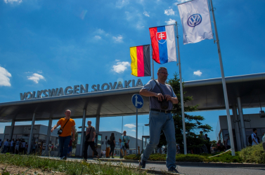 Koronavírus a pozsonyi Volkswagen autógyárban!