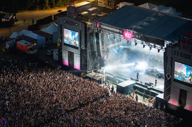 VOLT Fesztivál - fellép a My Chemical Romance, Bring Me The Horizon, Offspring is
