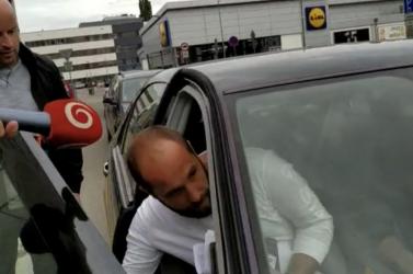 Elengedte a rendőrség azt a NAKA-s exfőzsarut is, akiKočnerrel isegyüttműködhetett