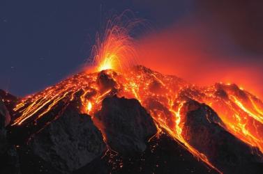 Újra kitört Indonézia legaktívabb tűzhányója