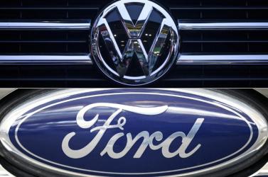 Elektromos járműtechnológiai együttműködlésre lép a Volkswagen és a Ford