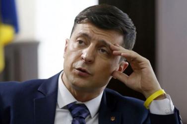 Zelenszkij üdvözölte, hogy Irán Franciaországba küldte elemzésre az Iránban lelőtt ukrán utasszállító feketedobozait