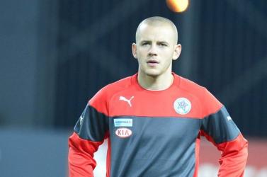 A Slovanhoz igazolt Vladko Weiss