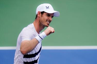 New York-i tenisztorna: Murray továbbjutott, Venus Williams búcsúzott