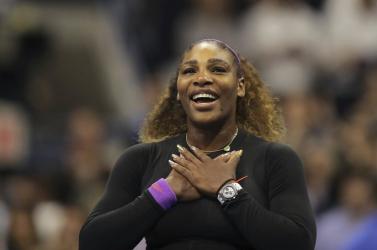 Serena Williams kislányával együtt mutatta be új divatkollekcióját (FOTÓK)