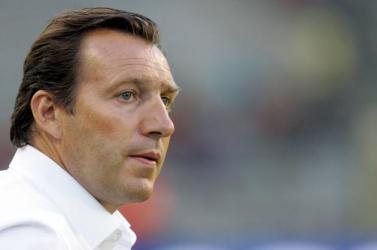 Menesztették Marc Wilmotsot a belga labdarúgó-válogatott éléről