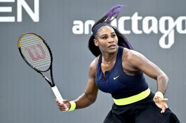 Nem jutott elődöntőbe Serena Williams